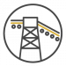 Waterline Engineering Services Icons Civil and Structral